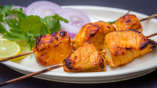 Calcutta Fish Tikka