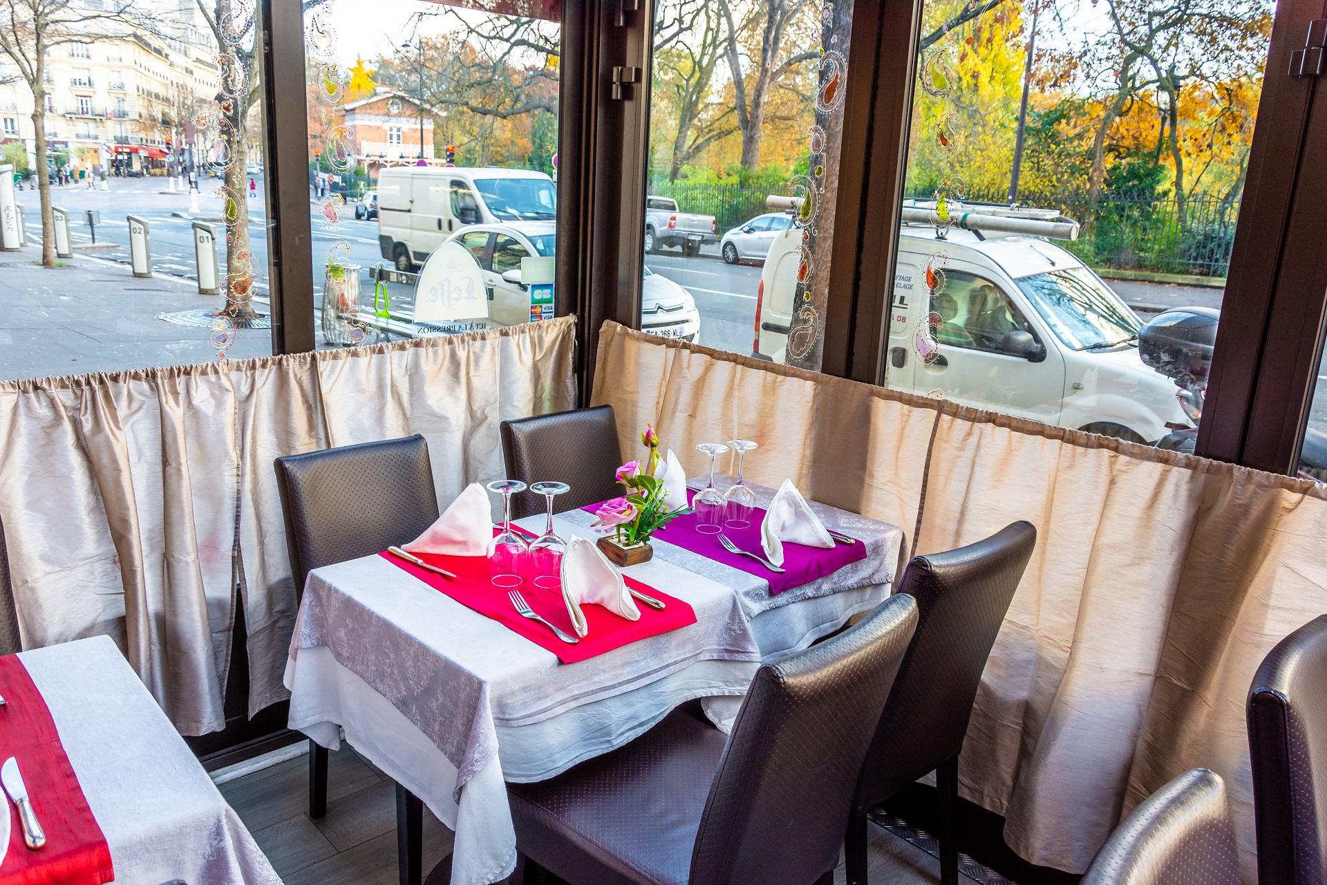Le Gange - Resturant Indien Paris
