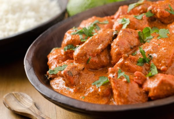 Poulet Makhani (Butter Chicken)